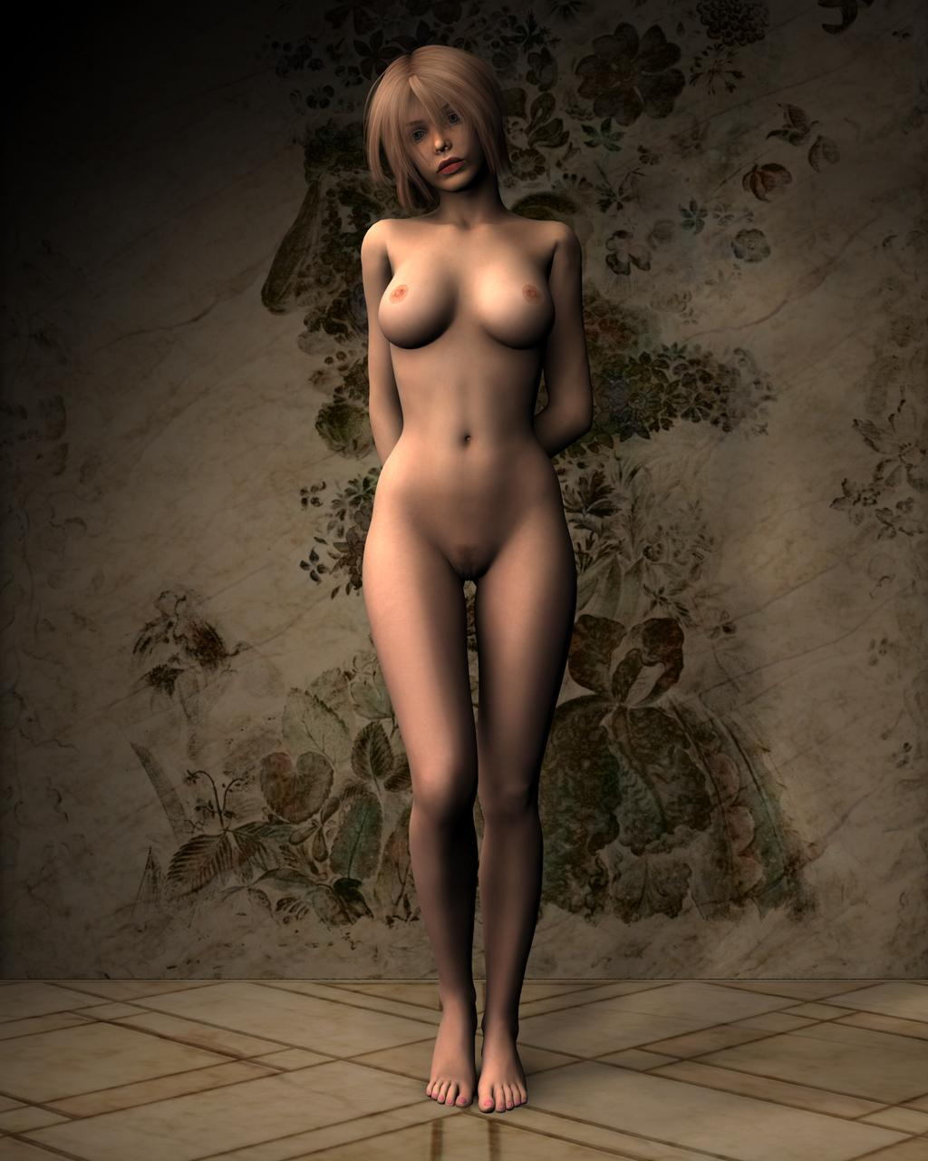 3d nude hunter girls image fucked comic