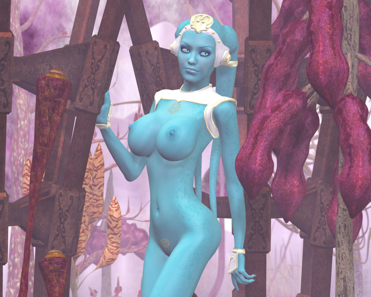 Sex with a twi'lek porncraft photos