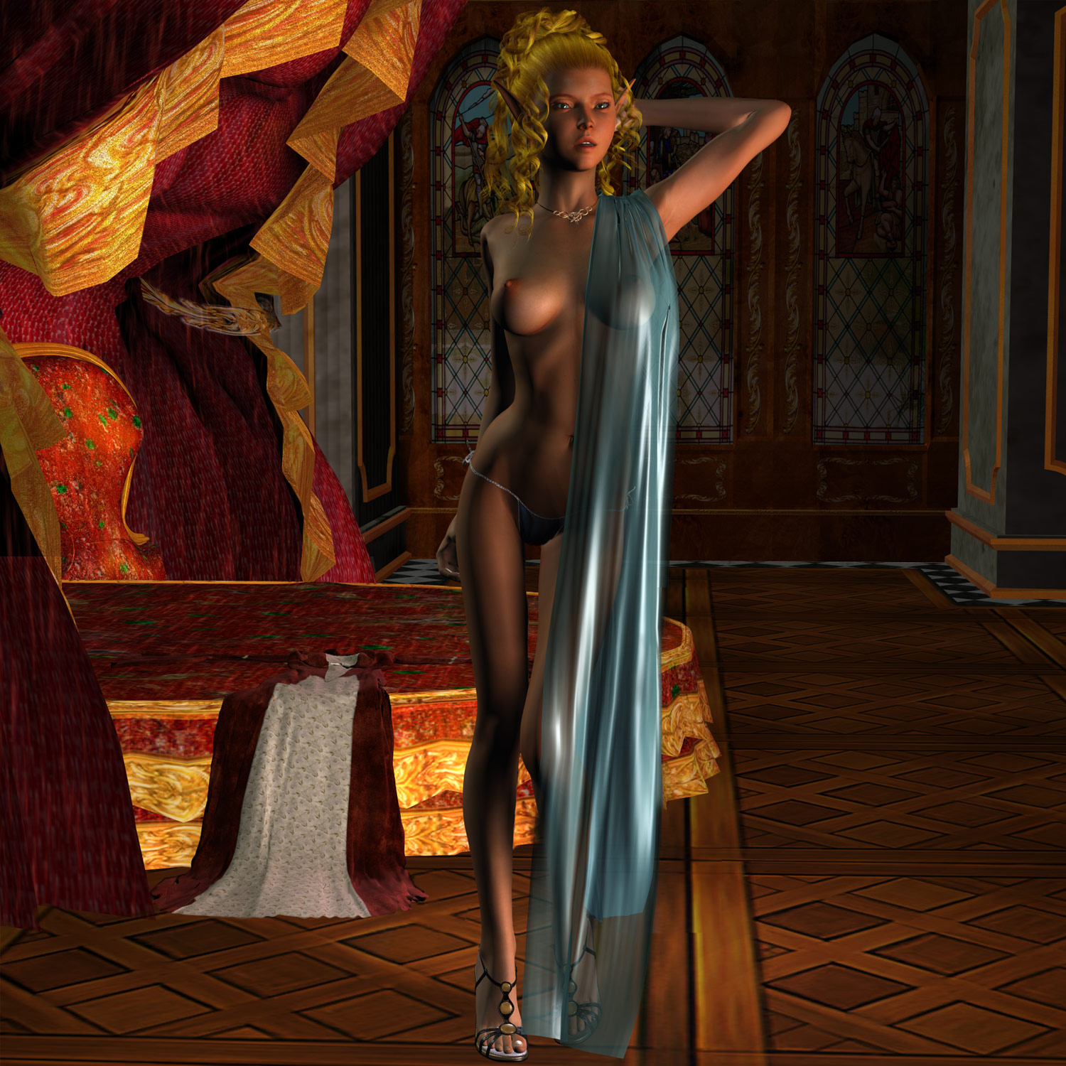 Nude 3d elfs and fairers nude videos
