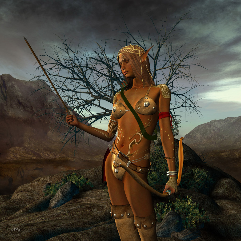 Female elfs naked porn star