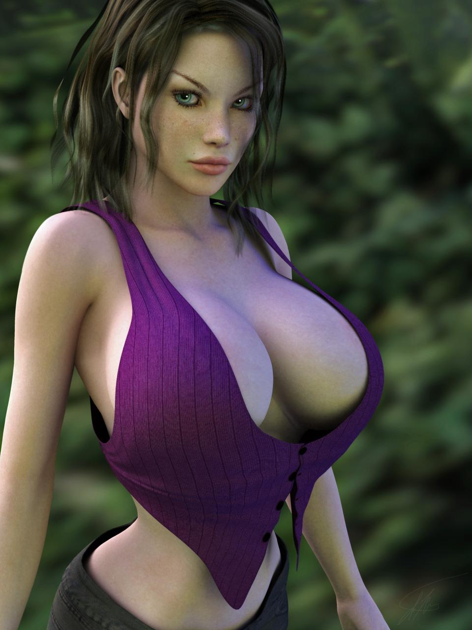 Image big boobs art 3d exploited video
