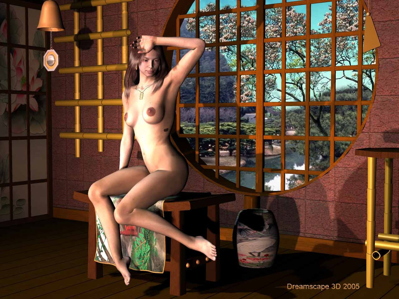 Asian Vision (nudity)