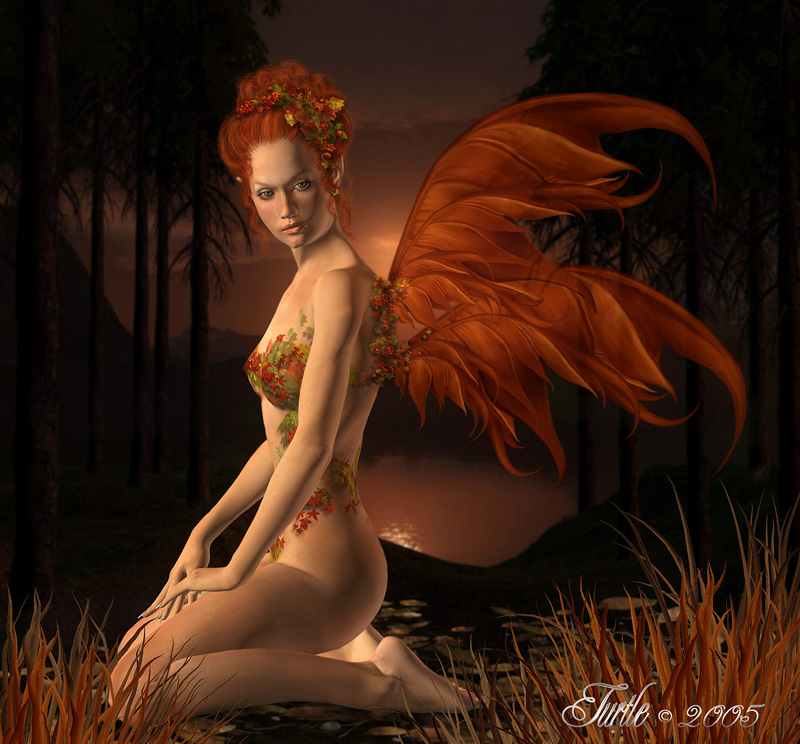 ~Autumn Fae~For My Living Daughter