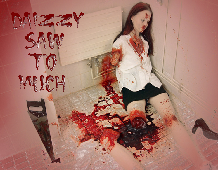 dazzy saw [ 2 much gore]