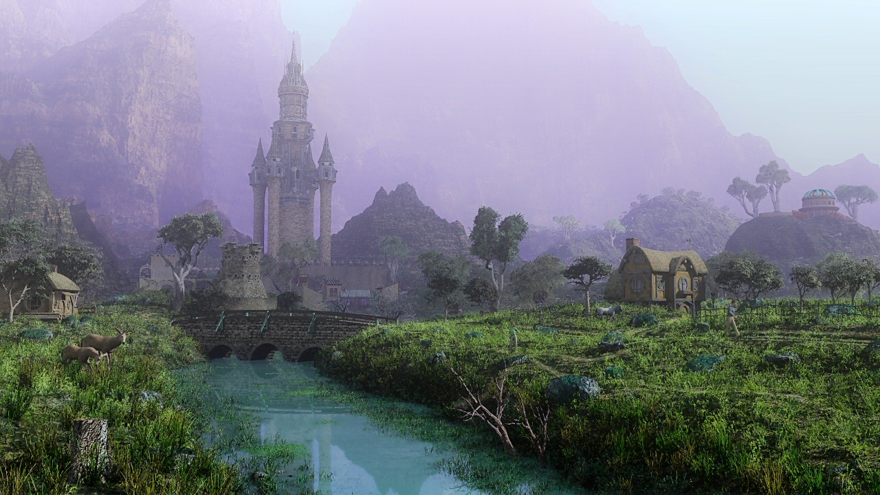 Woodsod Vale by sittingblue
