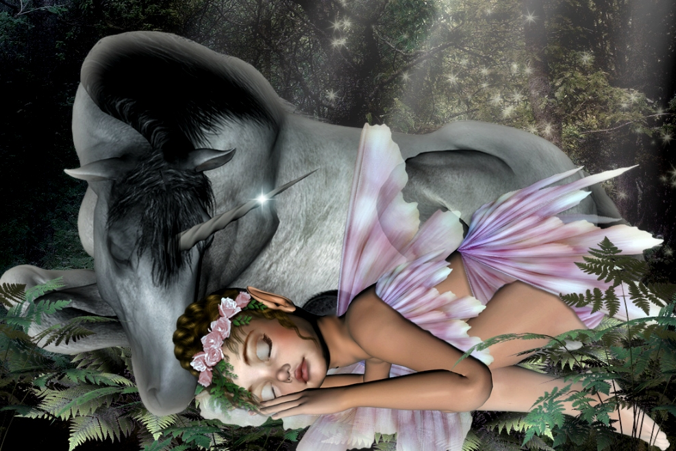 Innocence of Sleep~~~ For Unicornst~~~