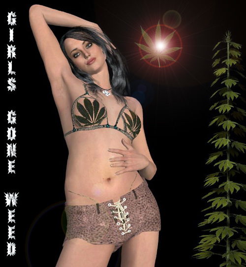 Girls Gone Weed