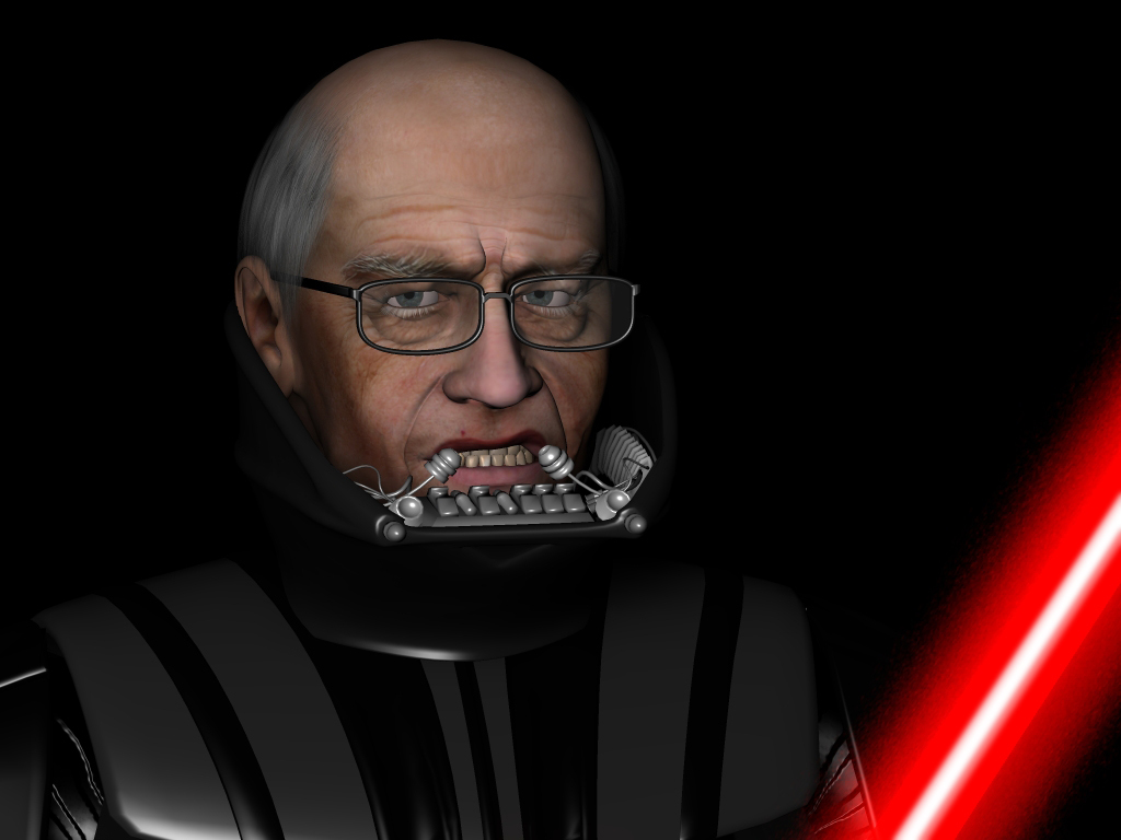 Dark Lord of the Sith: UNMASKED
