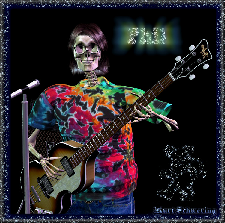 Phil Lesh (Touch of Grey)
