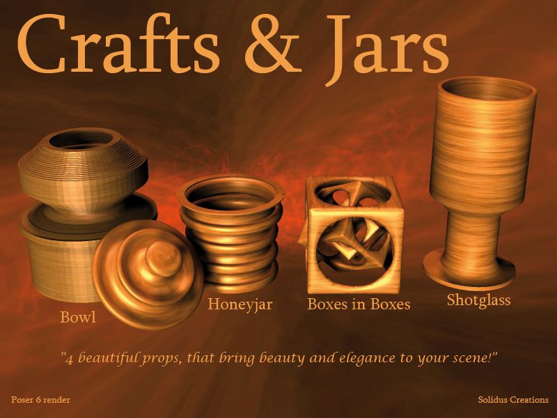 Crafts & Jars