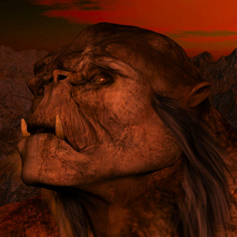 The last troll by JOEANOMALY