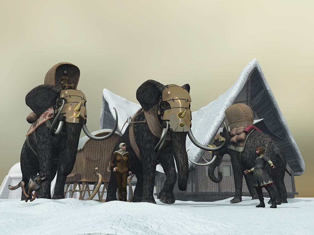 Mammoth Peoples