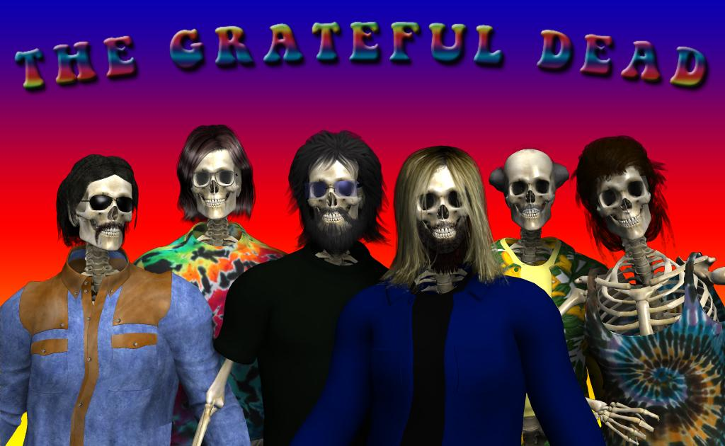 Please Welcome...........The Grateful Dead