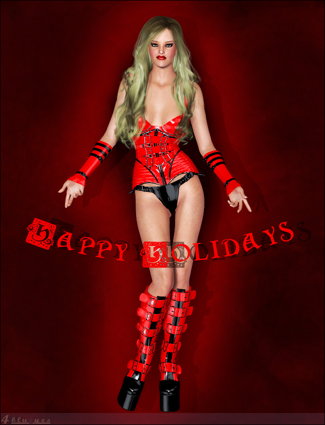 Happy Holidays from Emma ;) Gift inside!