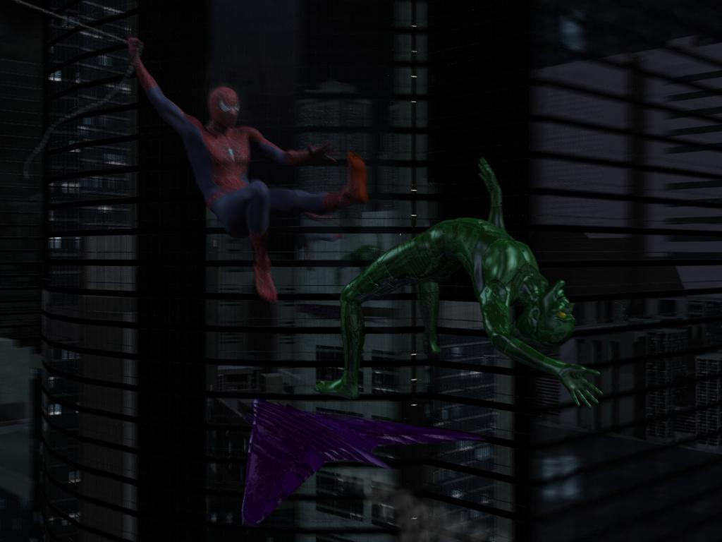Spider-Man and the Green Goblin 2