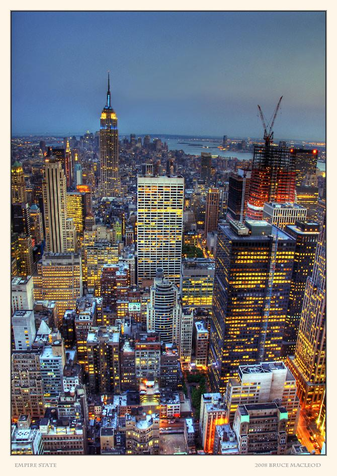 Empire State by bpmac