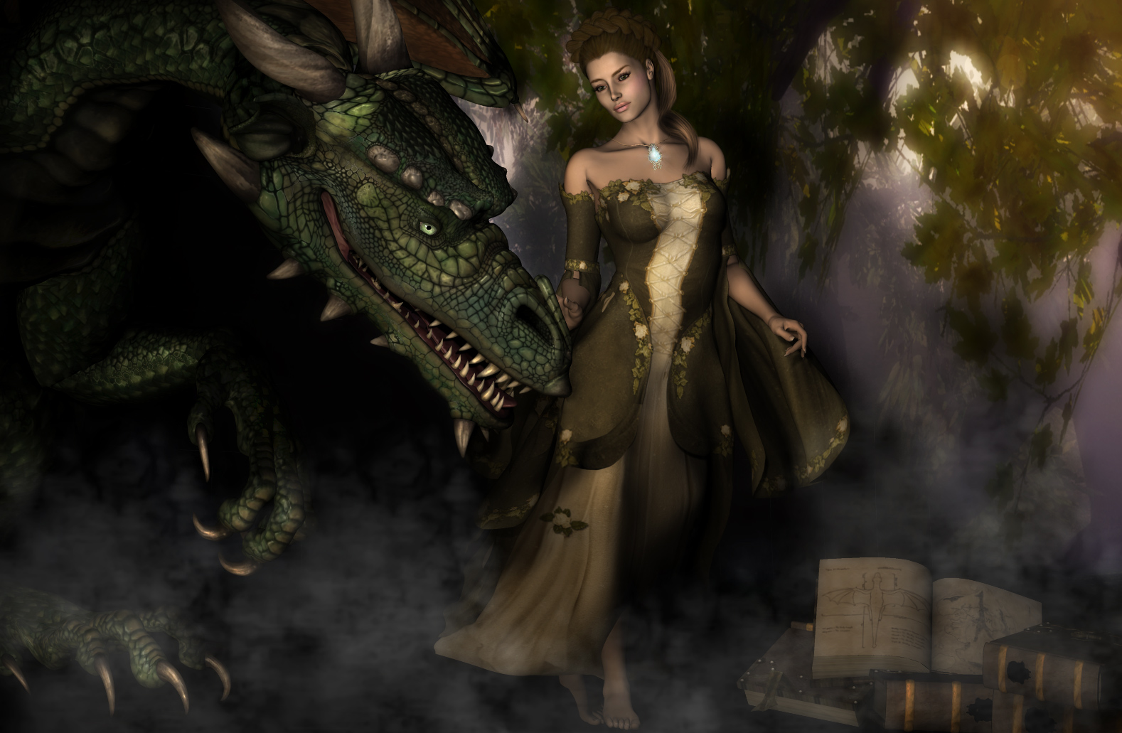 Dragon Goddess