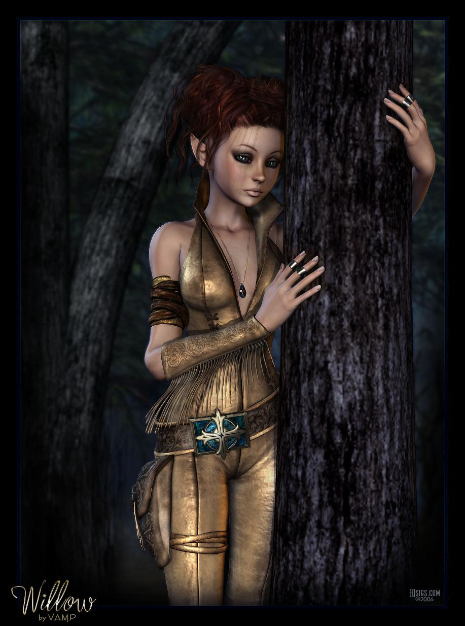 Willow by Sabby