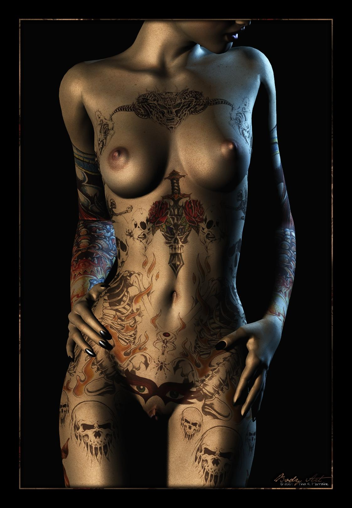 Body Art: Prelude to