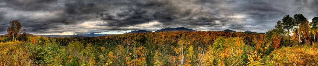 Late Autumn Panorama (18 shots-please view larger! by glennn23