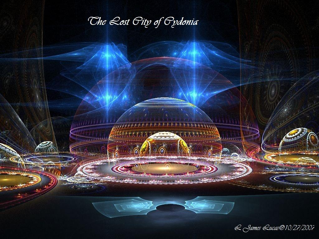 The Lost City of Cydonia