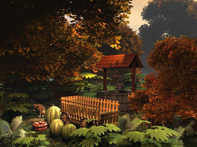 October Days by chris0815