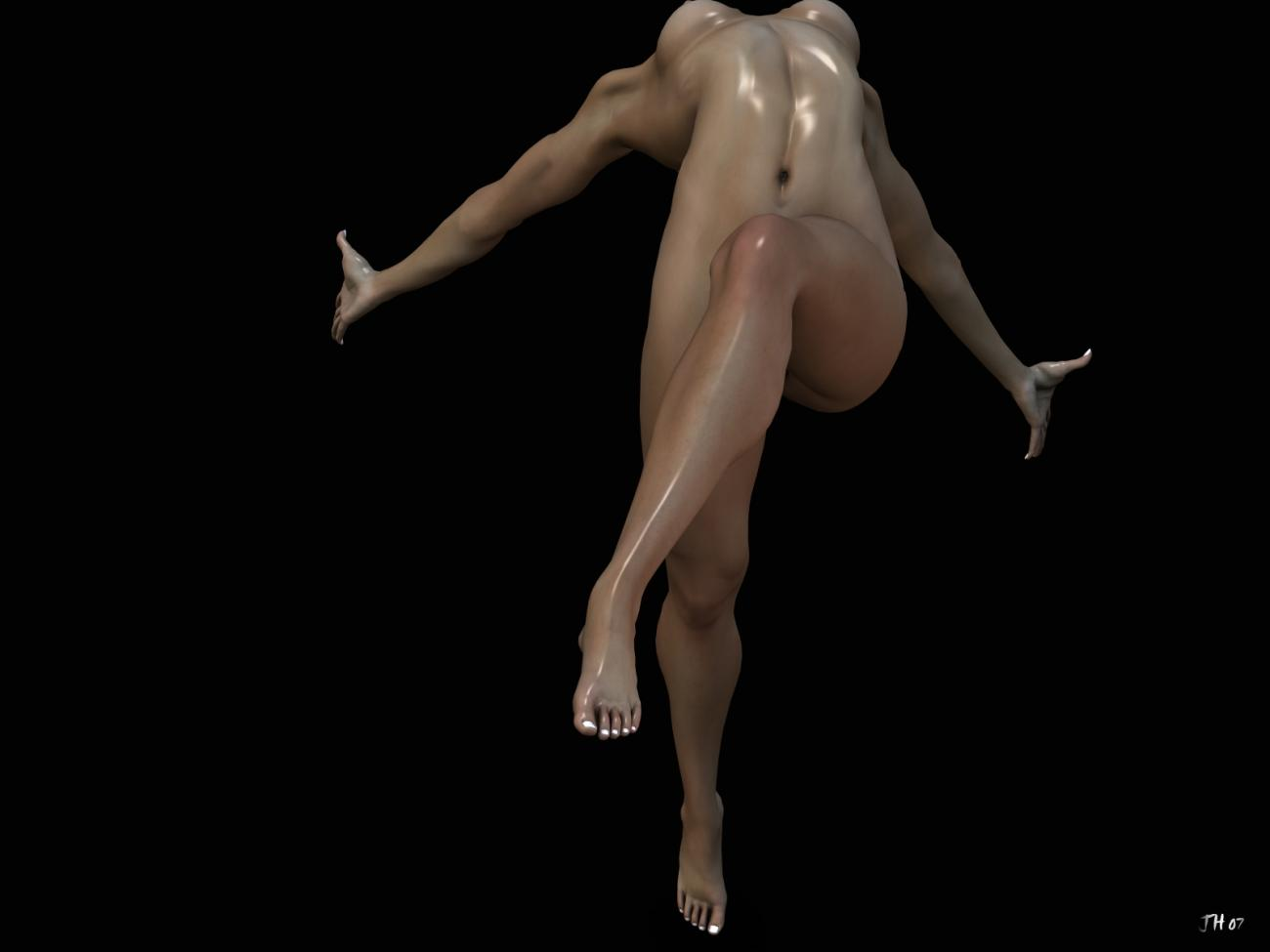 The Female Form (Very mild nudity)