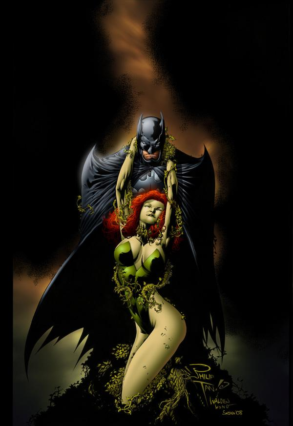 Batman and Ivy