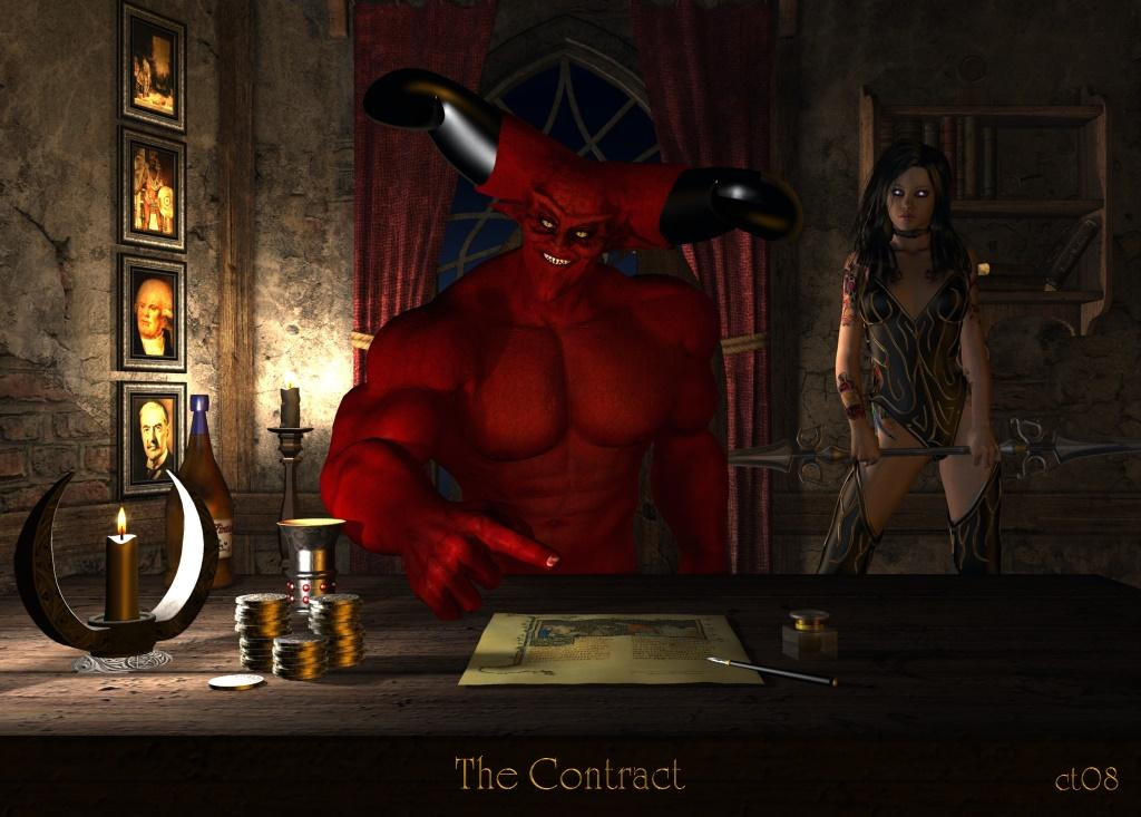 The Contract by windhawk