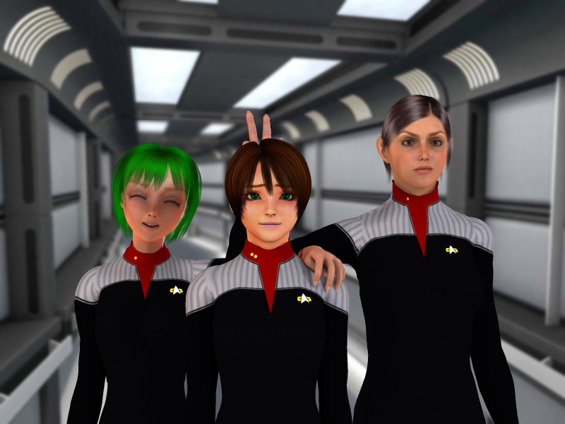 Starfleet Group Photo