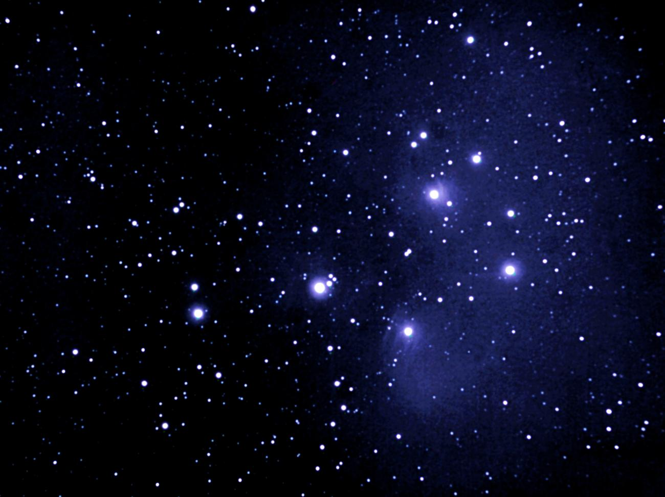 Pleiades - Messier object 45