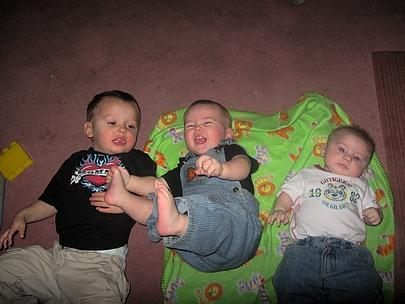 My 3 (Grand) Sons 2008