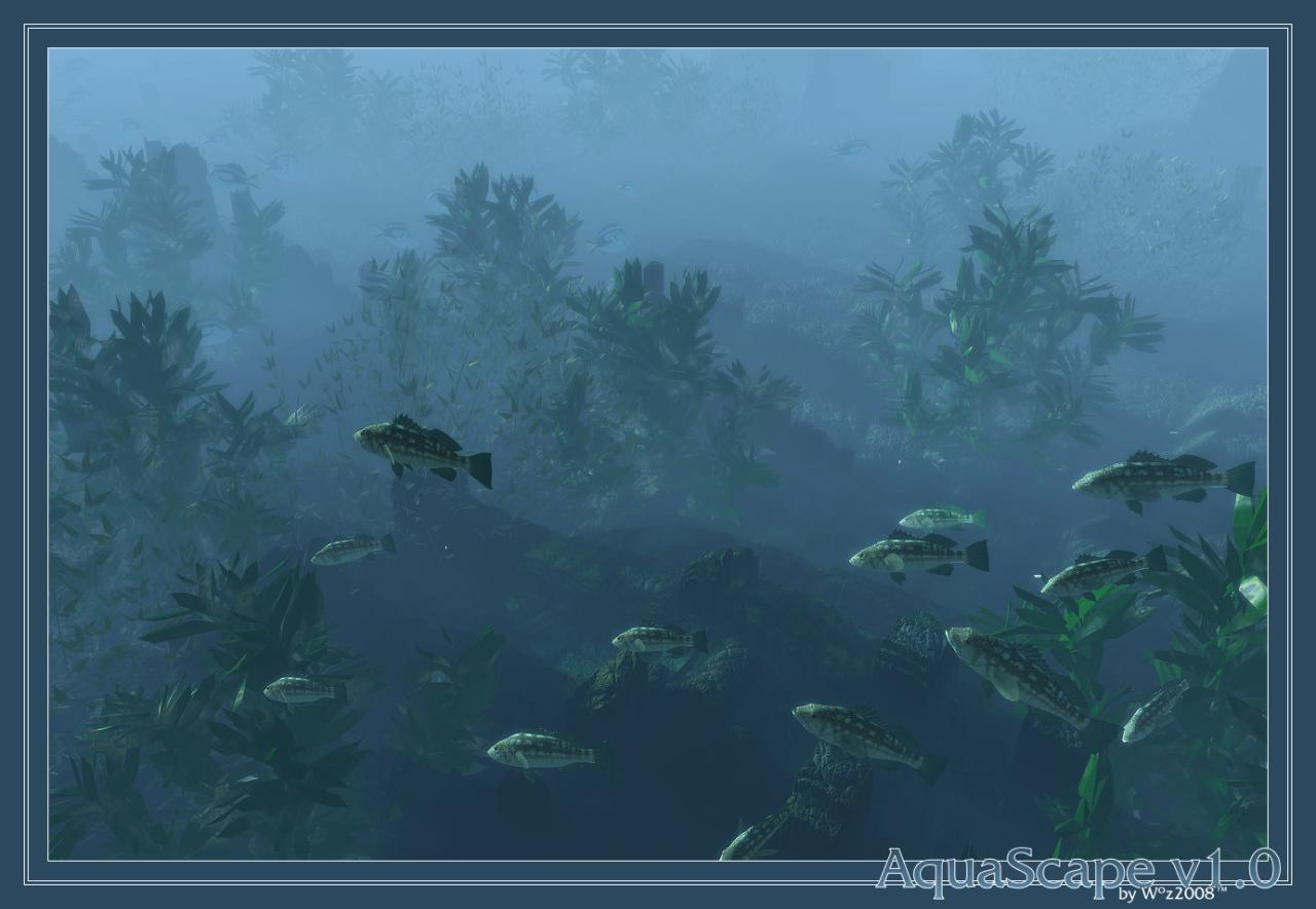 Aquascape v1.0