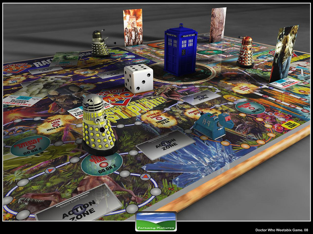 Doctor Who Board Game