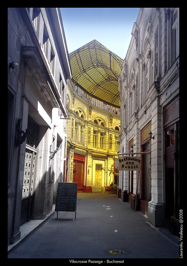 Vilacrosse Passage - Bucharest