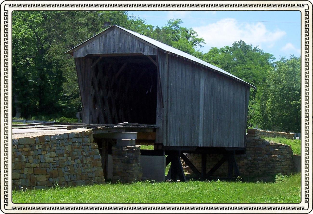 Goddard White Covered Bridge