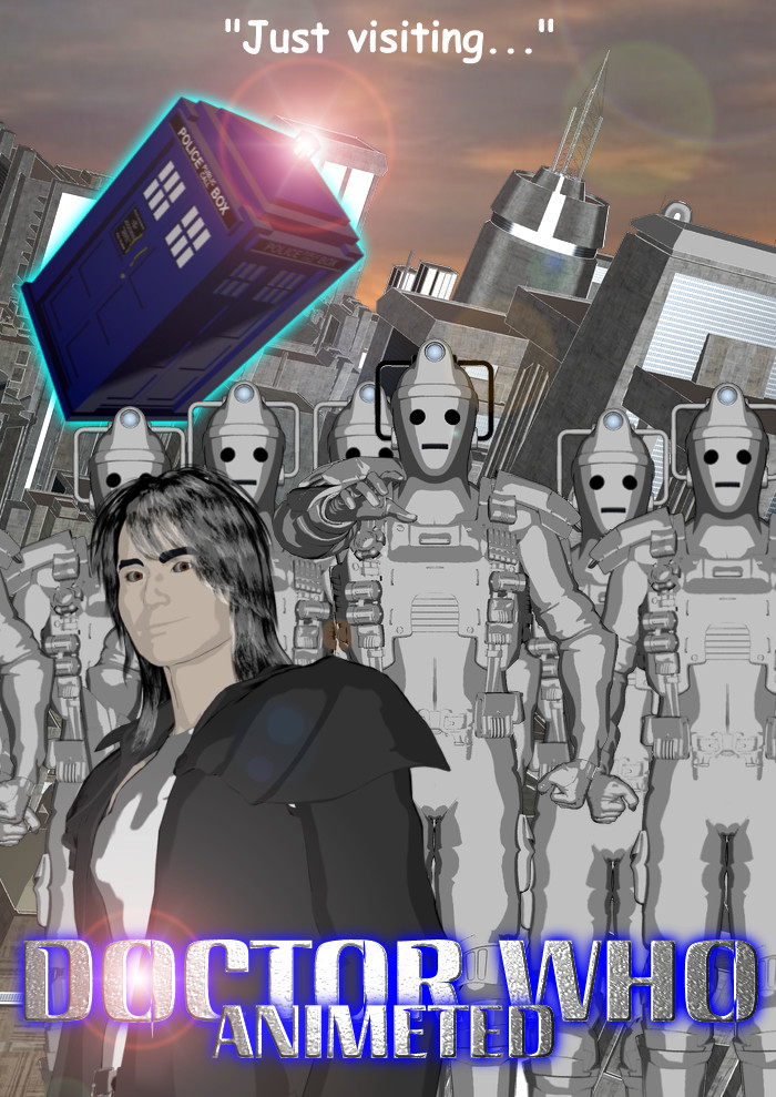 Doctor Who: Animeted