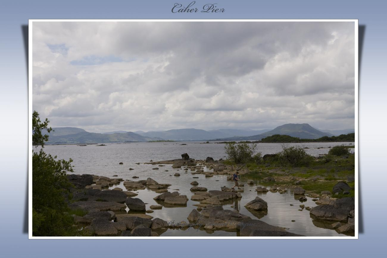 Caher Pier