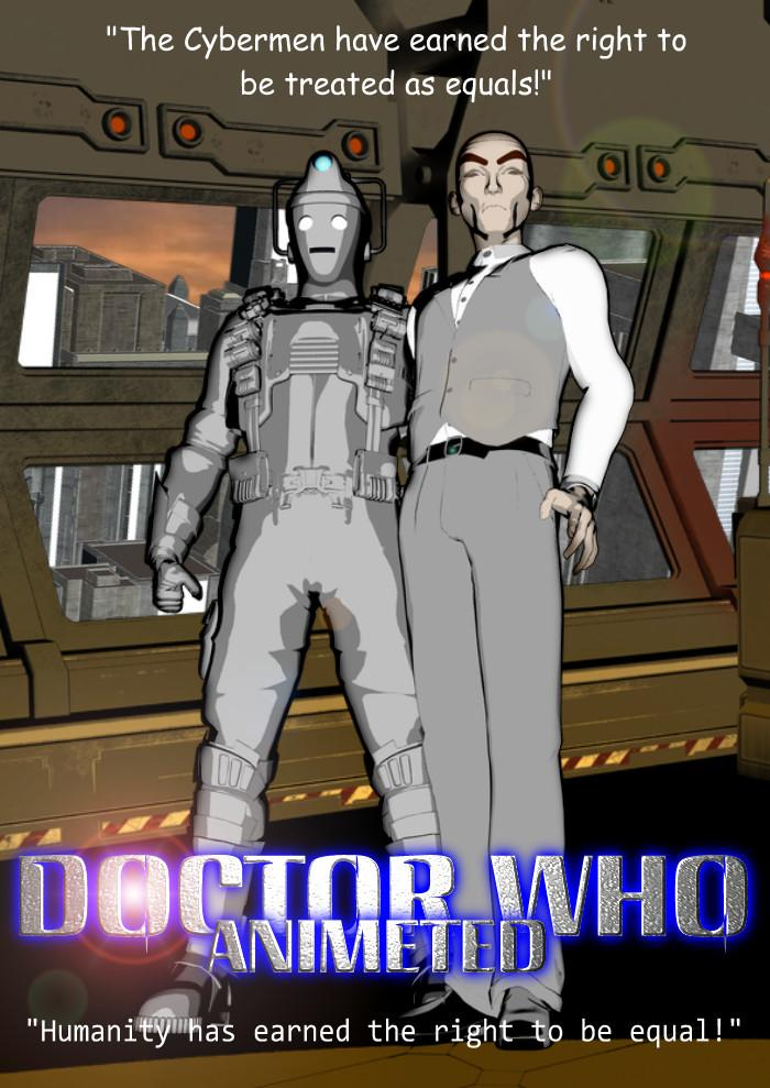 Doctor Who Animeted
