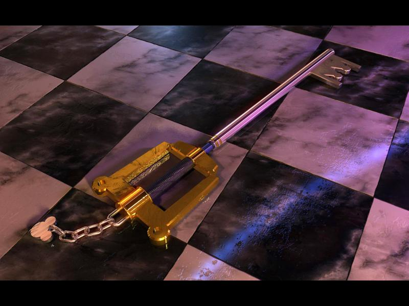 Keyblade - Kingdom Key II