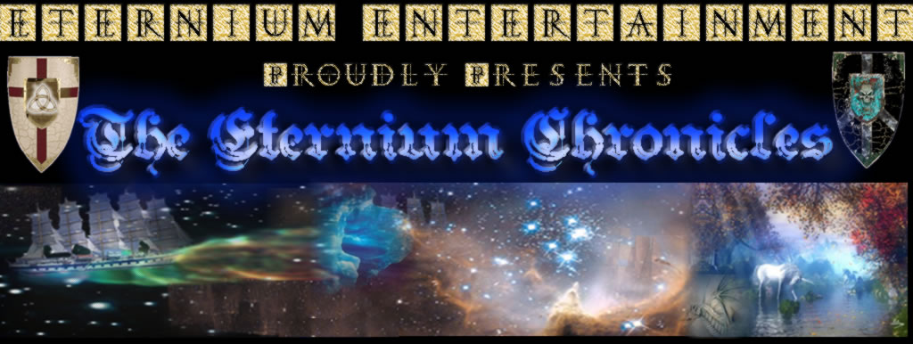 Eternium Chronicles Game Banner by LyzonLightheart 2D Medieval