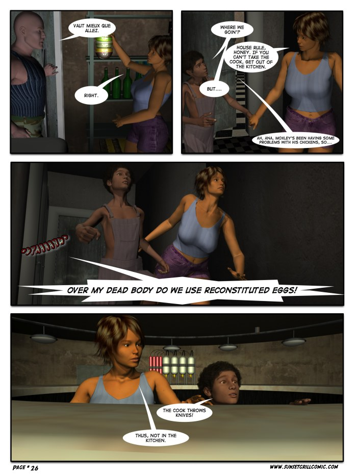 Sunset Grill Page 26