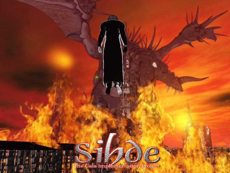 Sihde: Moscow in flames