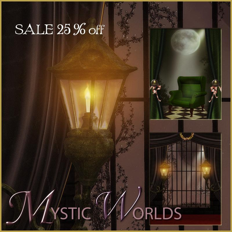 Mystic Worlds SALE