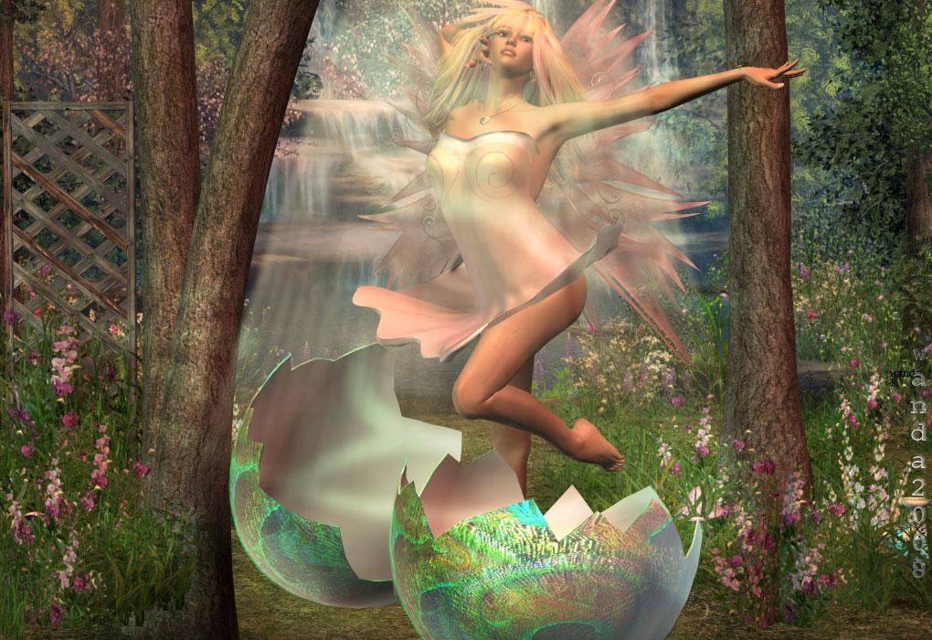 Fairy Hatchling