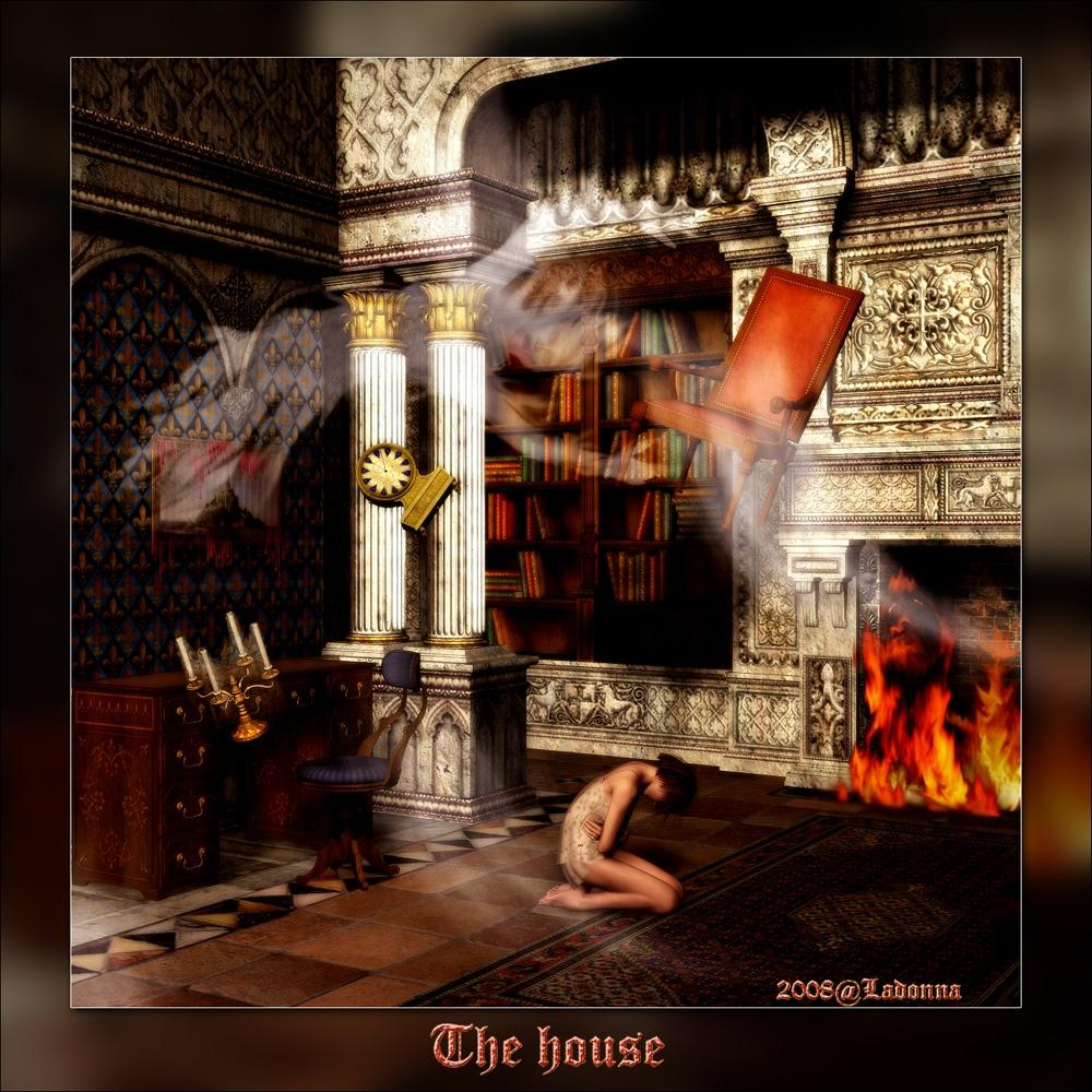The house ( for Romanceworks) by Ladonna
