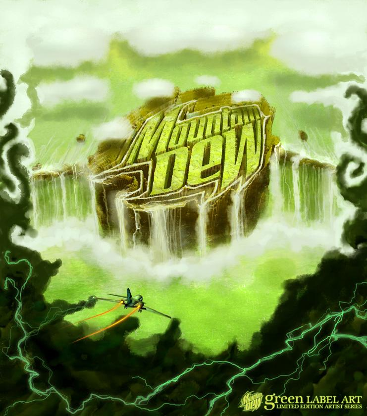 The Lost World of Mt. Dew