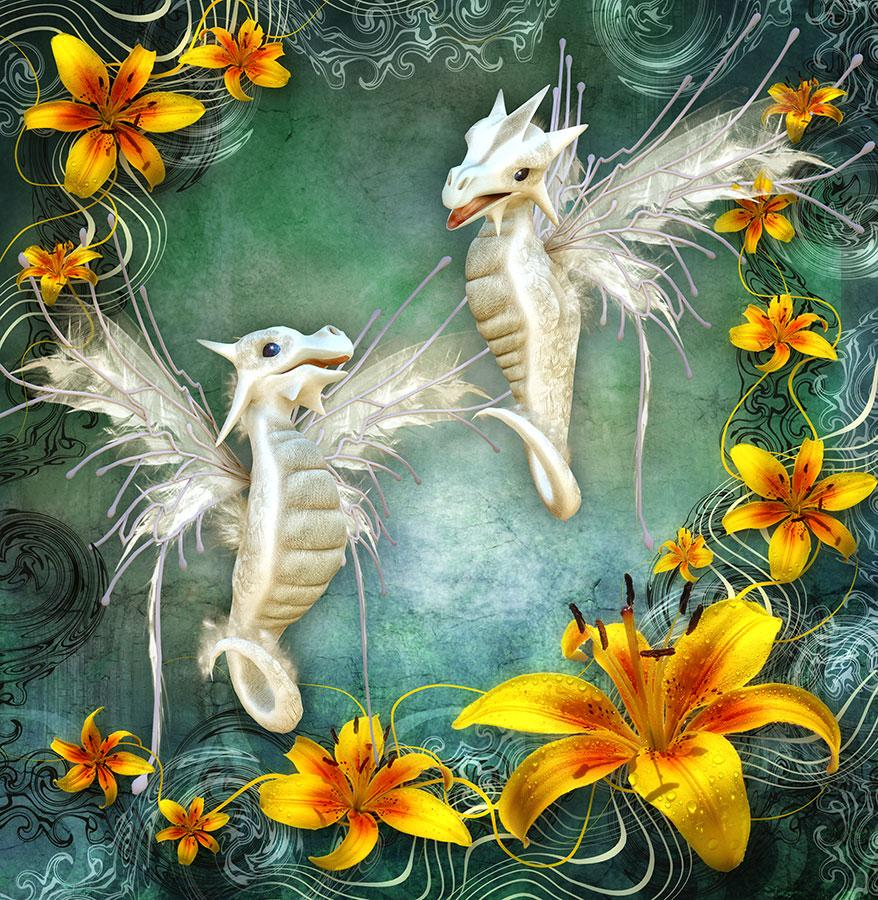 Fairie Dragons