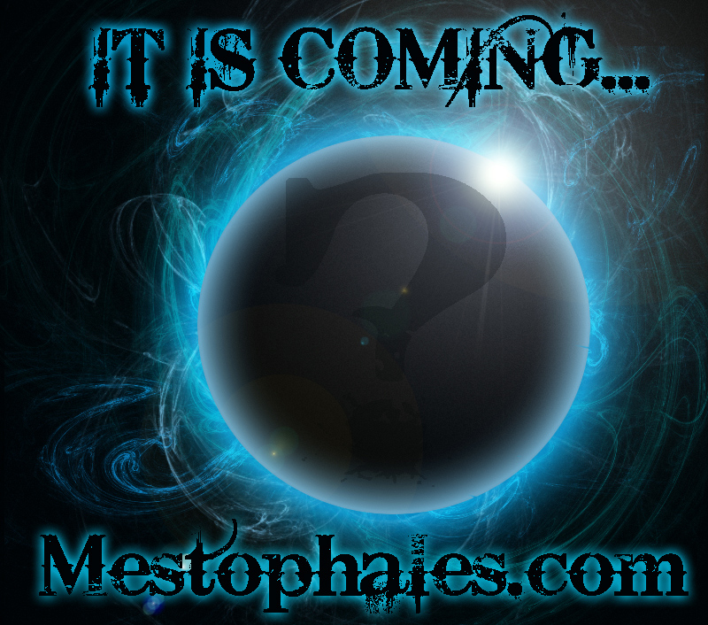 It is coming.....