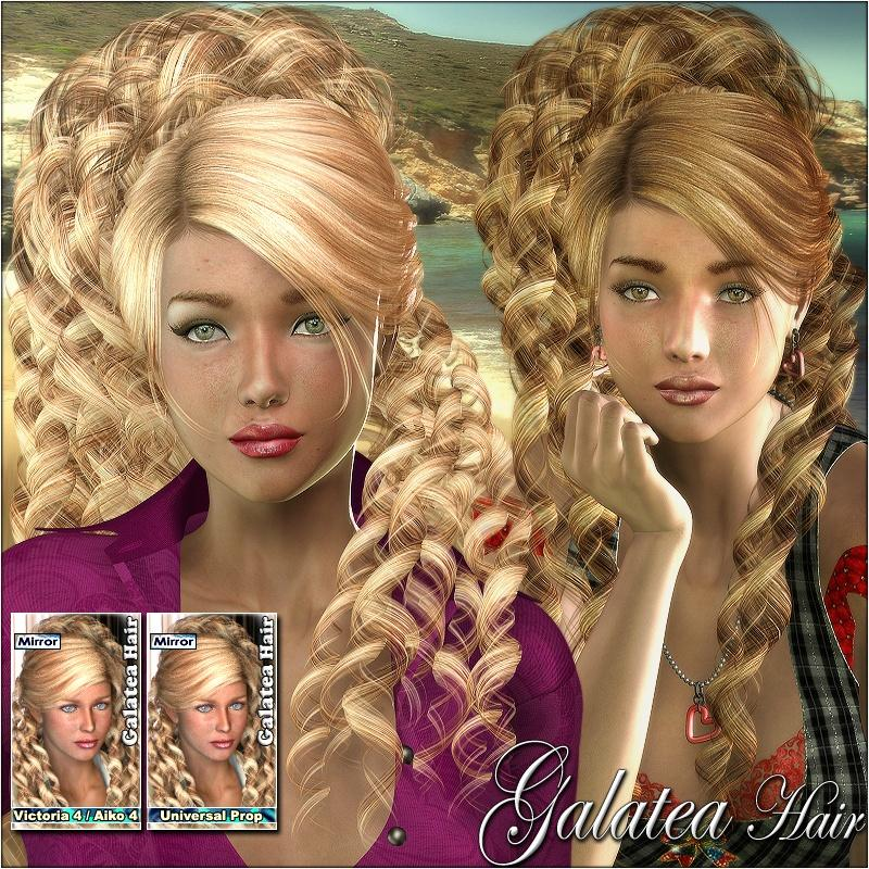 Galatea Hair